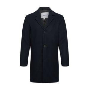 JACK & JONES Prechodný kabát  námornícka modrá
