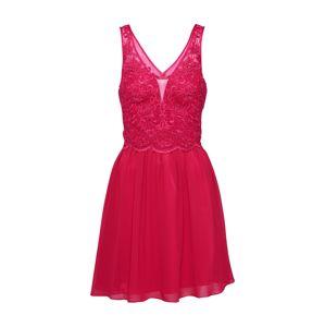 Laona Kokteilové šaty  čerešňová / ružová