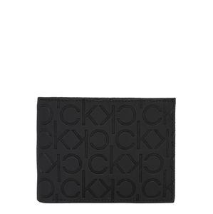Calvin Klein Peňaženka 'MONO BLEND 5CC W/ COIN'  čierna