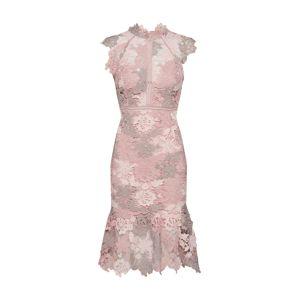 Bardot Kokteilové šaty 'DANI LACE DRESS'  ružová