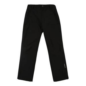 ICEPEAK Outdoorové nohavice 'SAL'  čierna