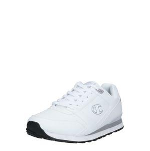 Champion Authentic Athletic Apparel Nízke tenisky  biela / sivá