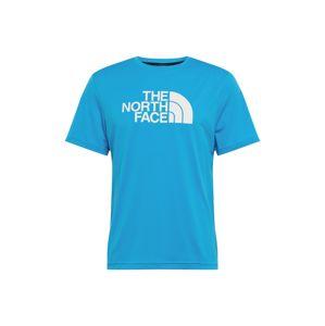THE NORTH FACE Funkčné tričko 'Tanken'  svetlomodrá / biela