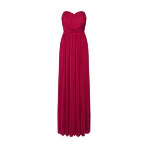 Lipsy Večerné šaty 'WS BRRY MLTWY MXI'  brusnicová