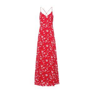 IVY & OAK Letné šaty  červená