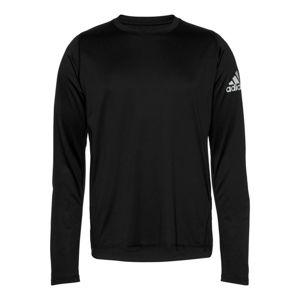 ADIDAS PERFORMANCE Funkčné tričko 'Level X Bos'  čierna
