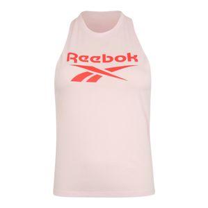 REEBOK Športový top  pastelovo ružová / oranžovo červená