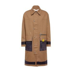 DIESEL Prechodný kabát 'J-ROBERT'  svetlohnedá