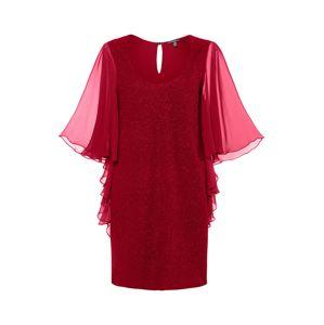 Ulla Popken Večerné šaty  červená