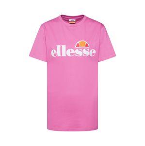ELLESSE Tričko 'Albany'  ružová