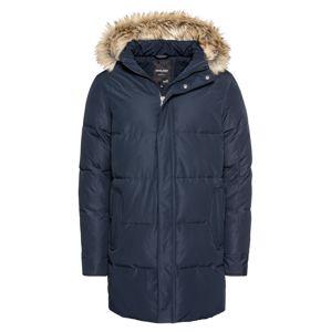 anerkjendt Zimná bunda 'Arni'  tmavomodrá