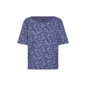 Iriedaily Tričko 'Vindariel Tee'  modré