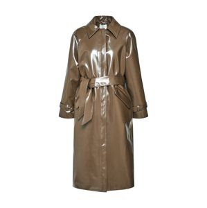 NORR Prechodný kabát 'Dicte'  zelená