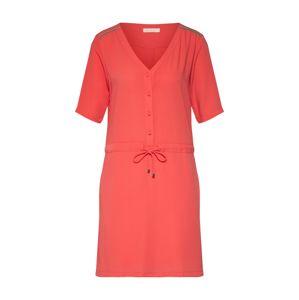 ARTLOVE Paris Šaty  oranžovo červená