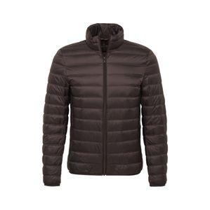 UNITED COLORS OF BENETTON Zimná bunda 'GIUBBOTTO'  čierna