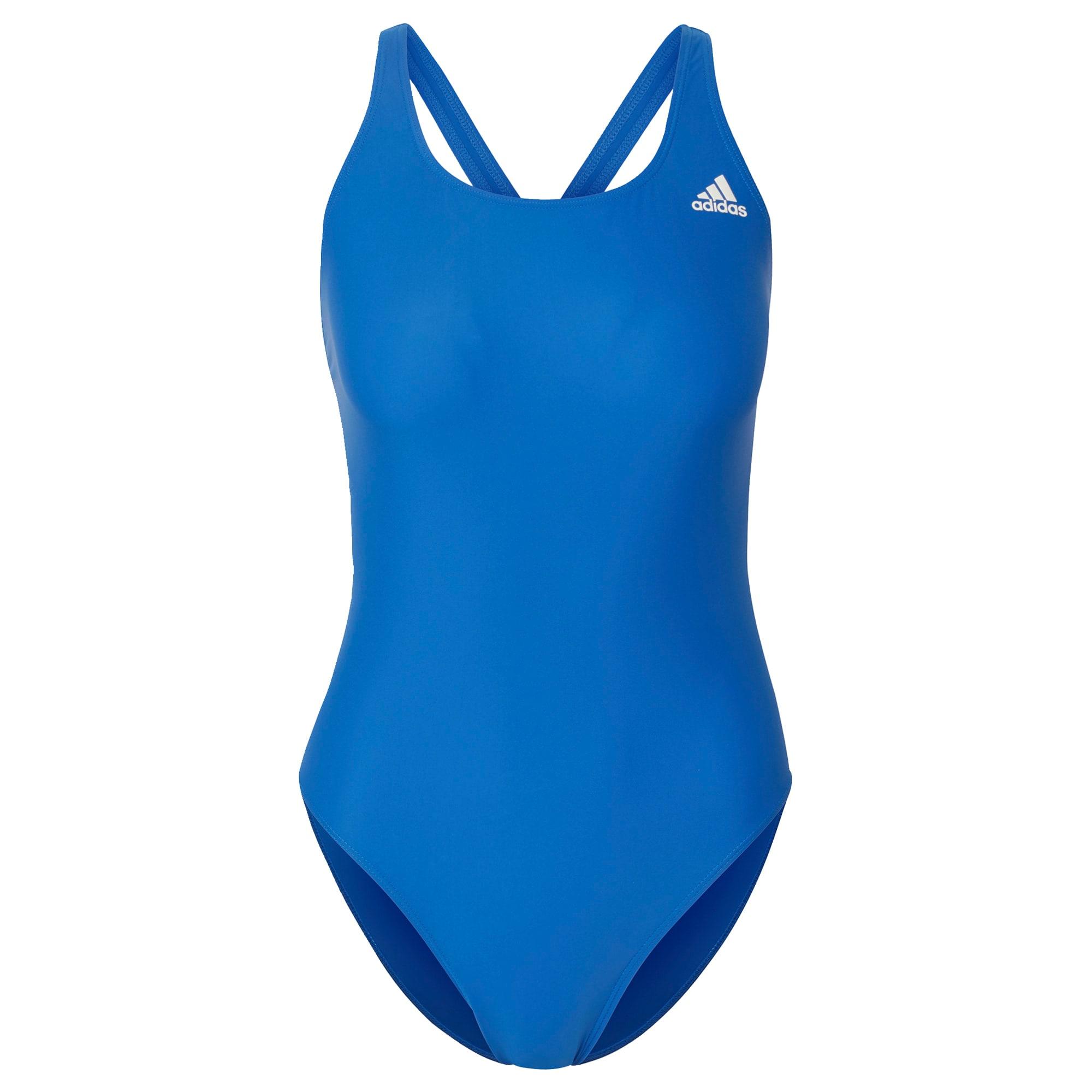ADIDAS PERFORMANCE Športové jednodielne plavky 'Athly V Solid'  kráľovská modrá