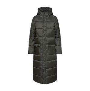SAINT TROPEZ Zimný kabát  jedľová