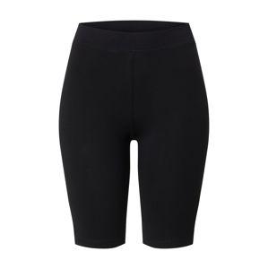 b.young Športové nohavice  čierna