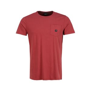 BRUNOTTI Funkčné tričko 'Axle SS20'  červená