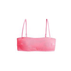 HOLLISTER Bikinový top  ružová
