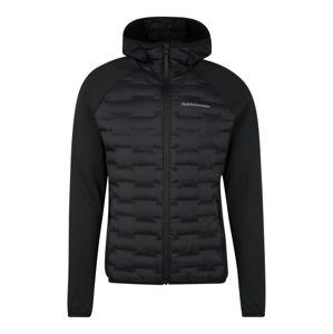 PEAK PERFORMANCE Jacke 'Argon Hybrid Hood'  čierna
