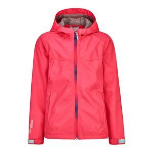 KILLTEC Prechodná bunda  červená