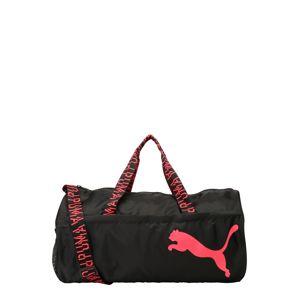 PUMA Športová taška  čierna