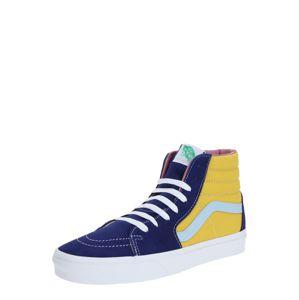 VANS Sneaker 'UA SK8-Hi'  tmavomodrá / žlté / červené