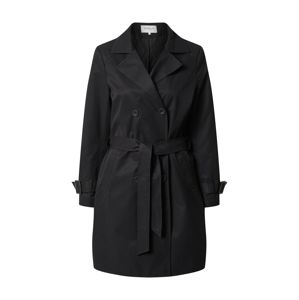 ONLY Prechodný kabát 'VEGA'  čierna