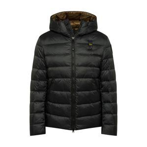 Blauer.USA Zimná bunda  čierna