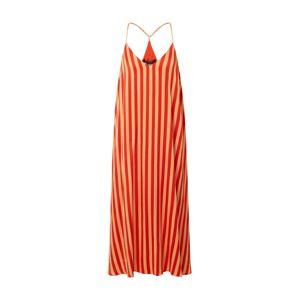 SCOTCH & SODA Letné šaty  oranžová / broskyňová