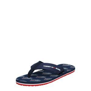 Tommy Jeans Žabky  námornícka modrá