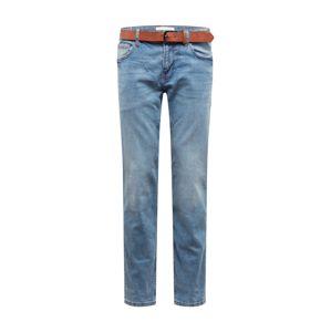 ESPRIT Džínsy 'Straight Pants'  modrá denim