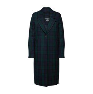 Review Prechodný kabát  modrá / zelená