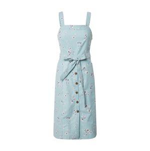 GAP Letné šaty  zmiešané farby / modré
