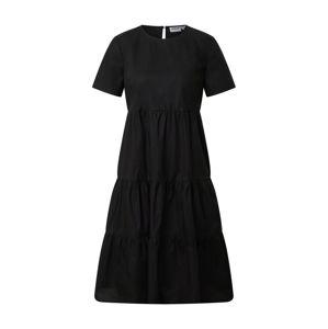 Noisy May (Petite) Šaty 'Caroline'  čierna