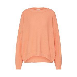 VILA Pullover  oranžová