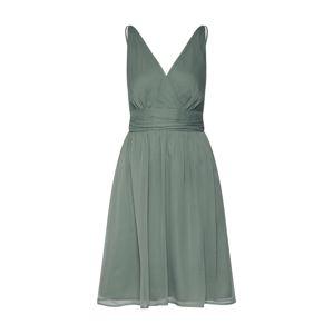 VERO MODA Letné šaty  zelená