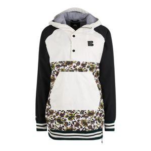 BURTON Outdoorová bunda 'Loyle'  zmiešané farby / čierna / biela