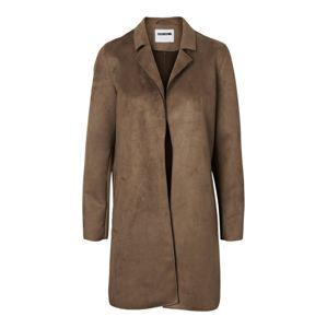 Noisy may Prechodný kabát  hnedá