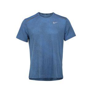 NIKE Funkčné tričko 'MILER'  nebesky modrá