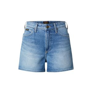 Lee Džínsy 'Thelma Short'  modrá denim