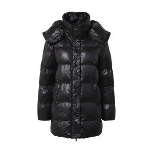 Canadian Classics Zimná bunda 'Donna Charlotte'  čierna