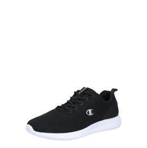 Champion Authentic Athletic Apparel Športová obuv 'SPRINT'  čierna / biela