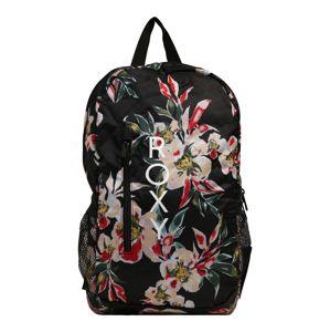 ROXY Športový batoh  zmiešané farby / čierna