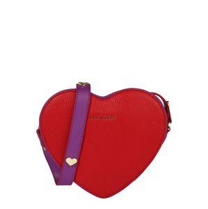 Ted Baker Taška cez rameno 'loverr'  červené / ružová