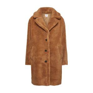 GAP Prechodný kabát 'SHERPA'  hnedé