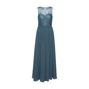 mascara Večerné šaty 'PEARLS'  modrá