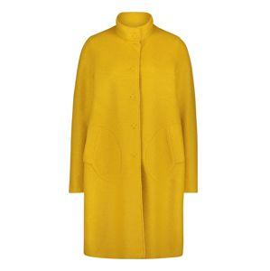Cartoon Prechodný kabát  žltá