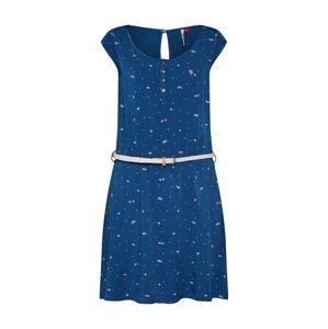 Ragwear Šaty 'Zephie'  nebesky modrá / zmiešané farby